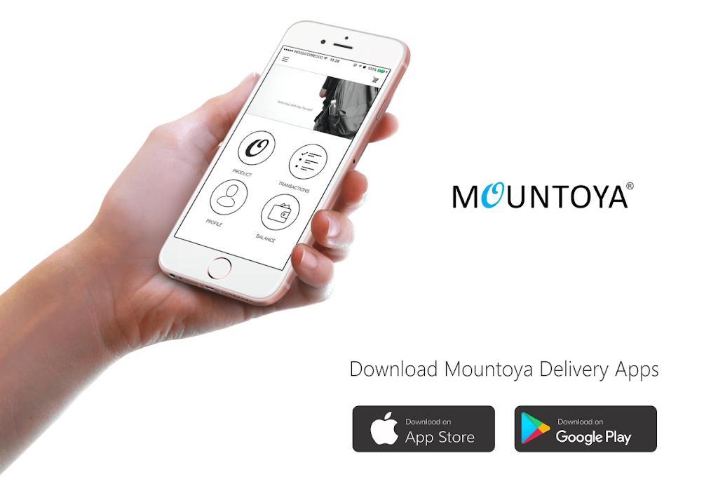 Mountoya Delivery – Pesan Air Mineral Lewat Aplikasi